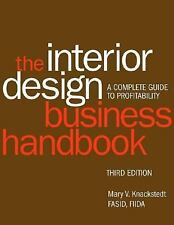 The Interior Design Business Handbook: A Complete Guide to Profitabili-ExLibrary