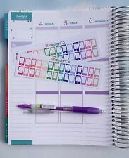 28 Cell Phone, Smart Phone Planner Stickers for Various Types of Planners