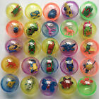 10 Pcs Funny Bouncing Ball Shilly Egg Balls for Toy Machine