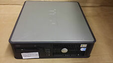 DELL Optiplex 380 Sff dual core x 3.20ghz 4gb 250gb PC DESKTOP DVD (780 755 745