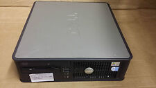 DELL Optiplex 760 SFF Core 2 QUAD 4 x 2.33ghz 4gb 250gb PC DVD COMPUTER DESKTOP