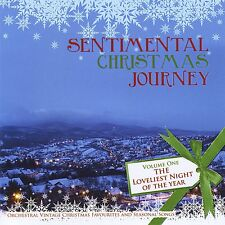 Sentimental Journey CD - Vintage Christmas Favourites Mantovani 1940s 1950s