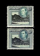 St. Vincent. Issue of 1938-1947. MNH (BI#22)