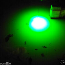 12V Green Blue White Underwater LED Fishing Light Night Boat attracts fish Squid