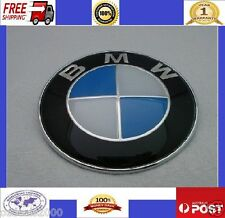 Badge Emblem Logo Boot Bonnet Trunk Hood For BMW E30 E36 E39 E46 E60 E38 X5 X3 +