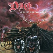 DIO Lock Up The Wolves CD BRAND NEW Ronnie James Dio
