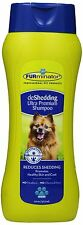 FURminator deShedding Ultra Premium Dog Shampoo 16 oz. Pet Hair Grooming