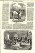 1855 Typical Cafe Scene Simferopol Long Pipes General Codrington