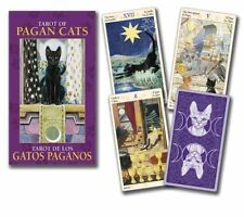 Tarot of Pagan Cats Mini Deck by Lo Scarabeo 9780738735023 (Cards, 2012)