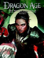 Dragon Age: The World of Thedas Volume 2 Various Hardcover
