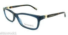 Authentic TIFFANY & CO. Blue RX Eyeglass Frame 2036 - 8099 *NEW*  54mm