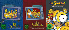THE SIMPSONS - complete season 4+5+6 NEW ORIGINAL BOX 12 DVDs Comedy Homer