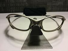 OAKLEY X-Metal Juliet Plasma Rare serialized frame only