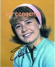 Patty Duke TV show signed photo RARE Academy Award Emmy winner color classic