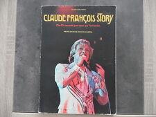 Livre illustré : Claude François Story - Clo Clo raconté par ceux qui l'ont aimé