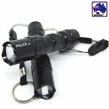 2x 3W Mini Aluminum Flashlight Torch Camping Sport Portable Light TFLIT 0101x2