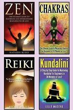Chakras for Beginners, Zen for Beginners, Reiki for Beginners, Kundalini for...
