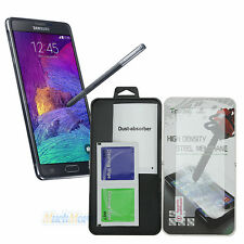 Premium Real Tempered Glass Film Screen Protector 2.5D for Samsung Galaxy Note 4
