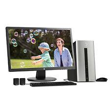 """HP Pavilion Desktop 550-177cb, 24"""" Monitor, Intel Core i7-6700, 12 GB Mem, 1TB"""