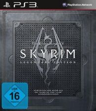 Playastation 3 The Elder Scrolls V Skyrim Legendary Edition Sehr guter Zustand