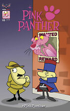 PINK PANTHER #3 SET OF 4 COVERS MAIN, CLASSIC, PENCIL & SUBSCRIPTION 2016