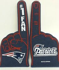 NFL Foam Finger, New England Patriots, NEW