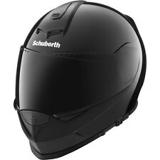 Schuberth S2 Full Face Helmet - Gloss Black - XX-Large