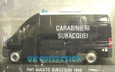 1:43 Carabinieri / Police - FIAT DUCATO SUBACQUEI - 1999 (46)