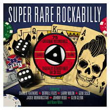 Super Rare Rockabilly VARIOUS ARTISTS Best Of 75 Songs MUSIC COLLECTION New 3 CD
