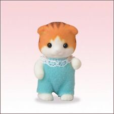JP Sylvanian Families NI-102  Maple Cat Twins Baby Doll **PRE ORDER**