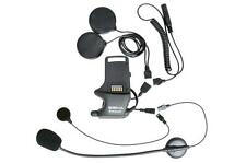 SENA - SMH-A0306 - Helmet Clamp Kit for Speakers & Earbuds w/Attach Mic, SMH-10`