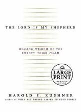 The Lord Is My Shepherd (Random House Large Print Nonfiction)-ExLibrary