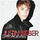 Justin Bieber - Under the Mistletoe (2011) Christmas CD Album