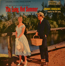 "OST - SOUNDTRACK - THE LONG, HOT SUMMER - ALEX NORTH   12"" LP (L449)"