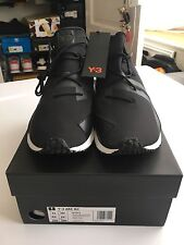 Adidas Y-3 Arc Rc - Arc RC Leather-Trimmed Neoprene Sneakers