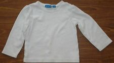 BABY GIRL SIZE 24M THE CHILDREN'S PLACE WHITE LONG SLEEVE TOP