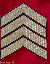 Grenadier Coldstream Scots Irish Welsh Guards Drum Majors Ceremonial Chevrons