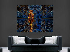 DAFT PUNK TRON  ART WALL LARGE IMAGE GIANT POSTER