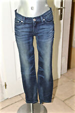 joli jeans stretch slim MICHAEL KORS taille 36  2/26  EXCELLENT ÉTAT