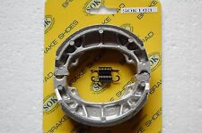 REAR BRAKE SHOES+Springs KYMCO 2002-2006 ZX50 Fever YUP50, 2007-2011 Sting 50