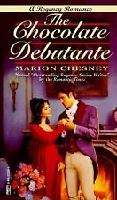 The Chocolate Debutante Chesney, Marion Mass Market Paperback