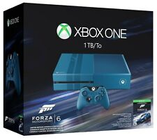 Xbox One Forza 6 1TB Limited Edition Console Bundle - BLUE [Xbox One] NEW