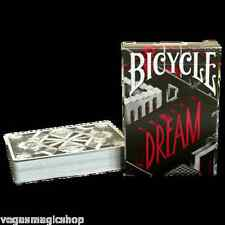 Dream Silver Deck Bicycle Playing Cards Poker Size USPCC Limited Edition Sealed