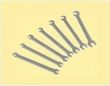 Hochwertiger Mini Doppel Maulschlüssel Set 7-tlg.- für feine Arbeiten