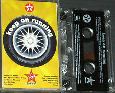 KEEP ON RUNNING PROMO CASSETTE ASWAD TEARS FOR FEARS MONDAYS BIG COUNTRY FARM 96