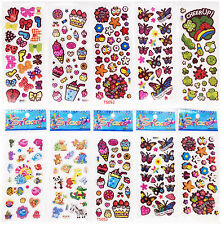 3D child Cartoon Wall Stickers Stereoscopic Butterfly 11 sheet / lot Party gift