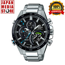 Casio EDIFICE EQB-501XDB-1AJF Bluetooth Watch iPhone Galaxy JAPAN EQB-501XDB-1A