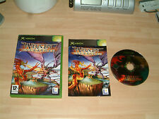 WRATH UNLEASHED ......MICROSOFT XBOX & 360 GAME COMPLETE PAL