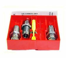 Lee 3 dies set 38 special carbide 90510