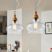 Vintage Chandelier Modern Ceiling Lights Glass Pendant Light Kitchen Island Lamp